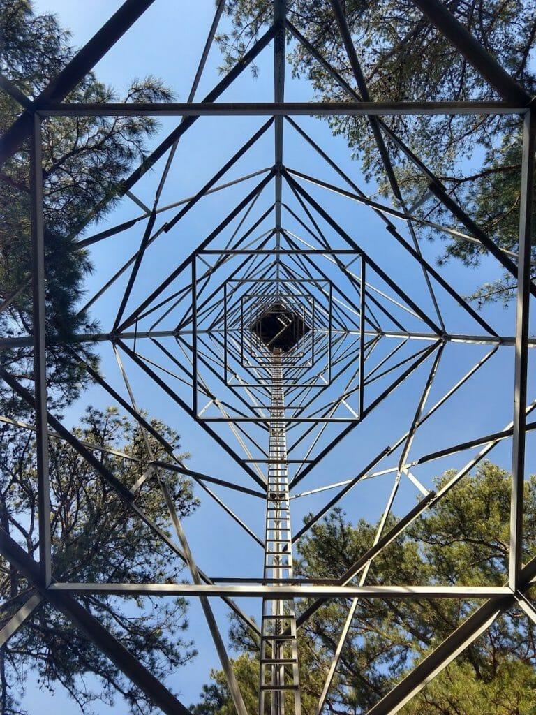 Sinking Creek Lookout Tower
